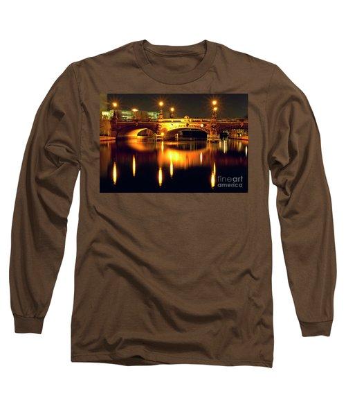 Nocturnal Sound Of Berlin Long Sleeve T-Shirt