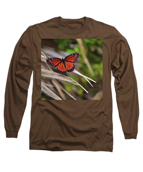 The Monarch  Long Sleeve T-Shirt