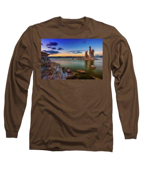 Mono Sunset Long Sleeve T-Shirt