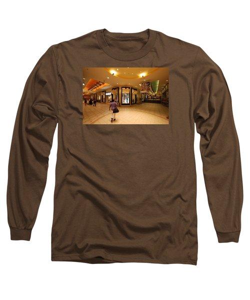 Montreal Underground Long Sleeve T-Shirt by John Schneider