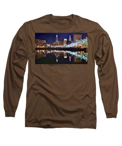Mood Lighting Long Sleeve T-Shirt