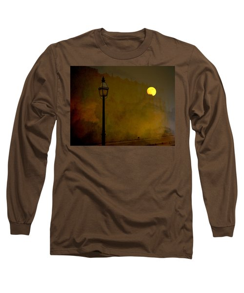 Moon Walker Long Sleeve T-Shirt