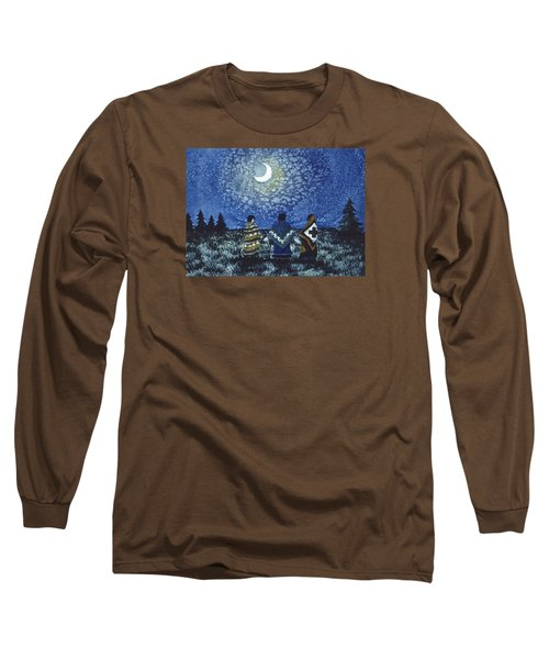 Moonlight Counsel Long Sleeve T-Shirt