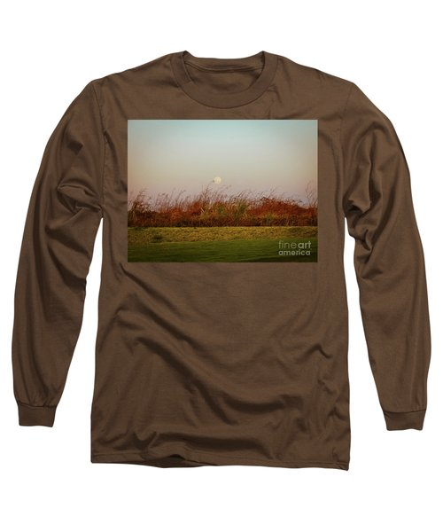 Moonscape Evening Shades Long Sleeve T-Shirt