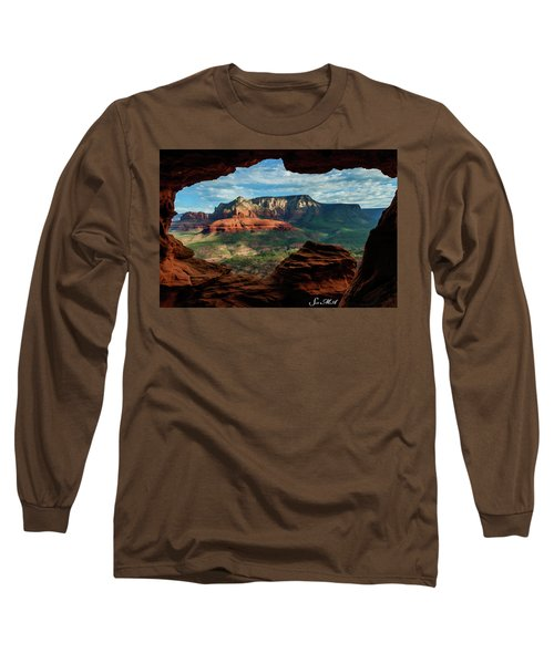 Moose Ridge 06-056 Long Sleeve T-Shirt