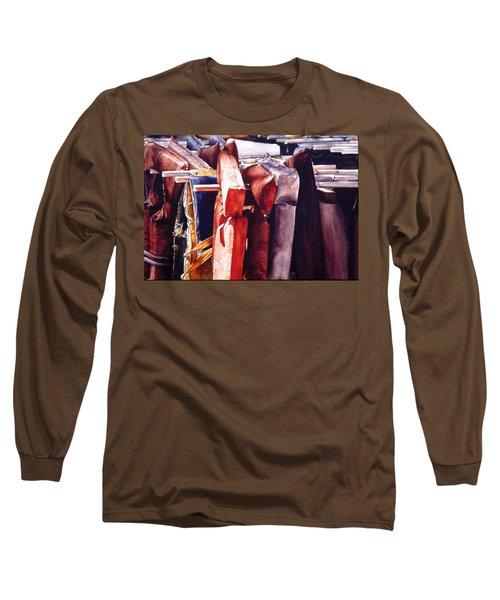 More Pfd Long Sleeve T-Shirt