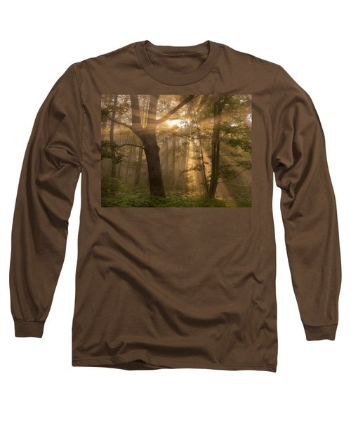Morning God Rays Long Sleeve T-Shirt