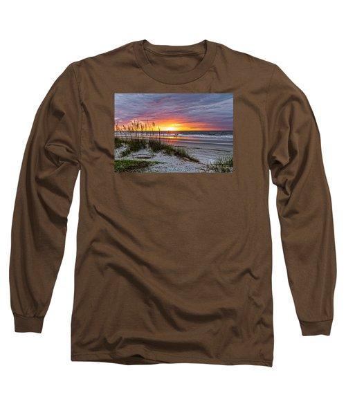 Morning Has Broken Long Sleeve T-Shirt by Paul Mashburn
