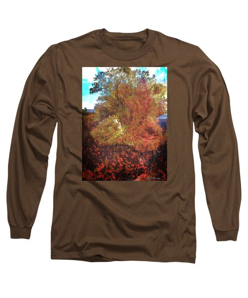 Long Sleeve T-Shirt featuring the photograph Morning Medely by Anastasia Savage Ealy