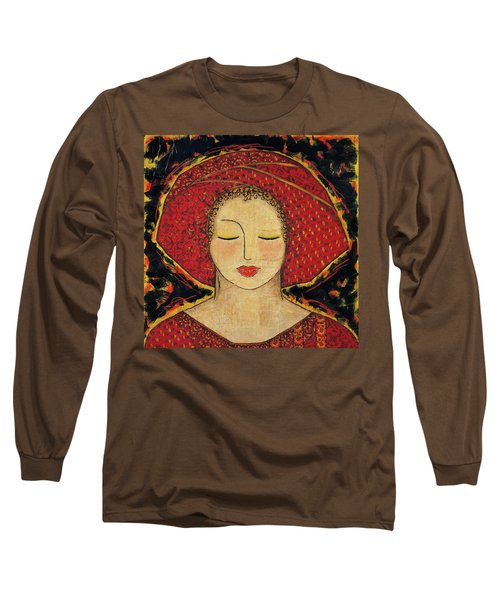Morning Meditation Long Sleeve T-Shirt
