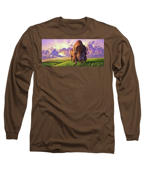 Morning Thunder Long Sleeve T-Shirt