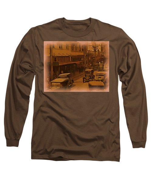 Morning Traffic Long Sleeve T-Shirt
