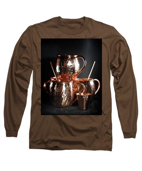 Moscow Mule Set Long Sleeve T-Shirt
