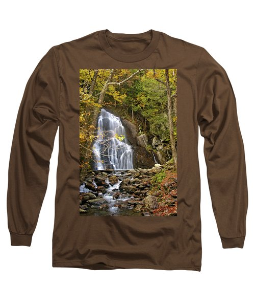 Moss Glen Falls Long Sleeve T-Shirt