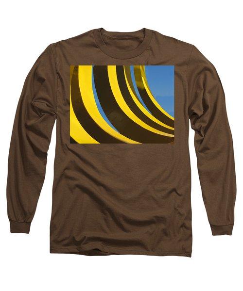 Mostly Parabolic Long Sleeve T-Shirt