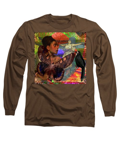 Mother Earth Persecution Long Sleeve T-Shirt