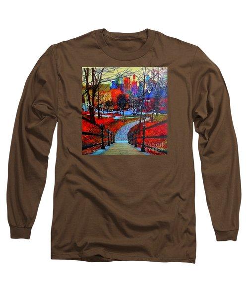 Mount Royal Peel's Exit Long Sleeve T-Shirt
