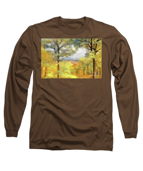 Mountain Morning Long Sleeve T-Shirt
