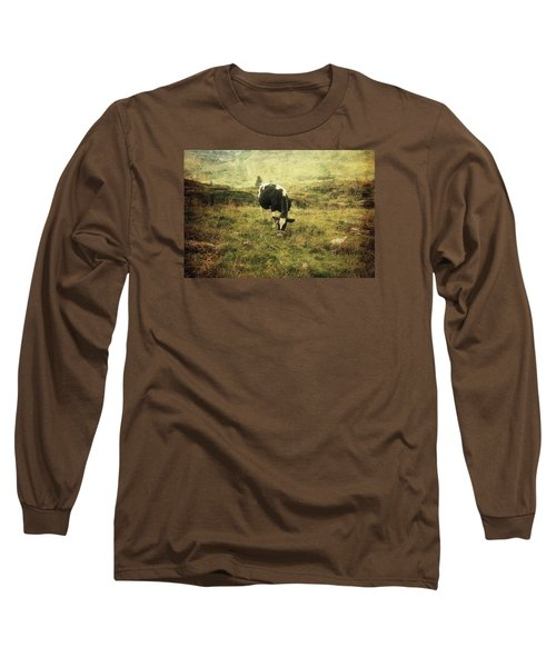 Mountain Pastures  Long Sleeve T-Shirt