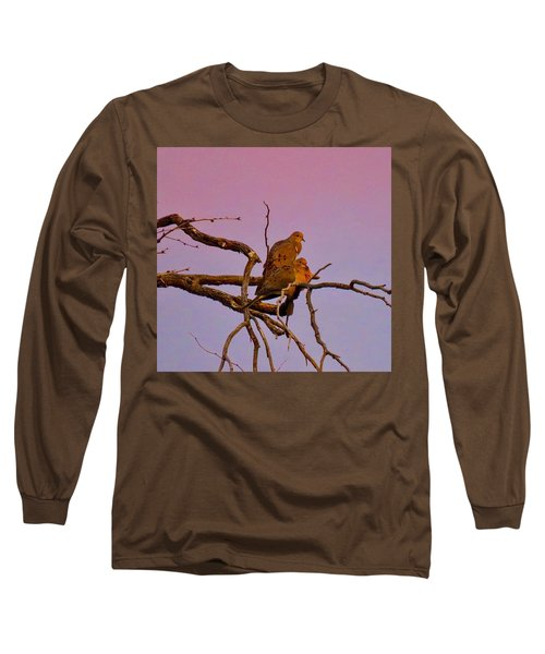 Mourning Doves Long Sleeve T-Shirt