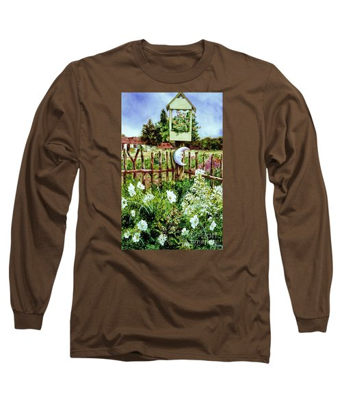 Mr Moon's Garden Long Sleeve T-Shirt