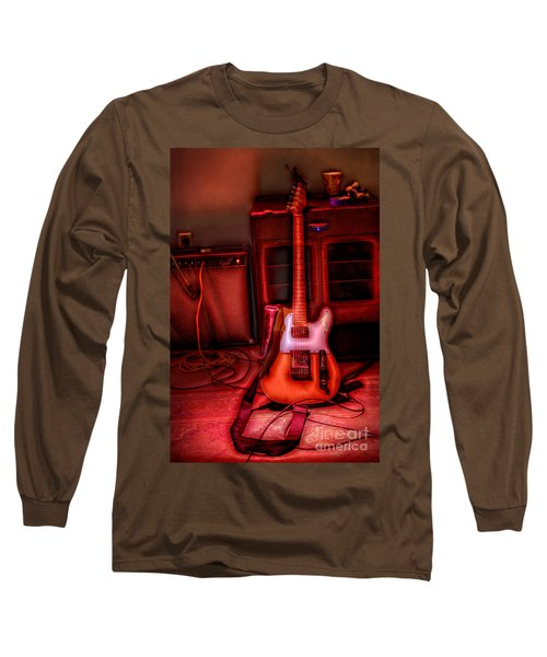 Mr. Scratch's Axe Long Sleeve T-Shirt