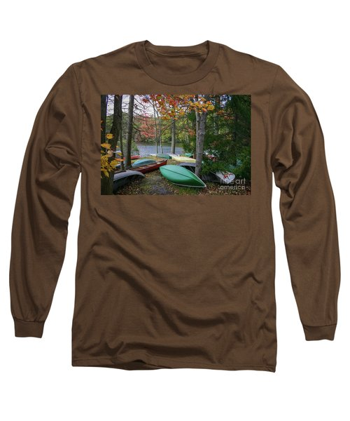 Mt. Gretna Canoes Long Sleeve T-Shirt