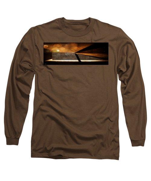 Mucem,panoramic,bokeh Long Sleeve T-Shirt