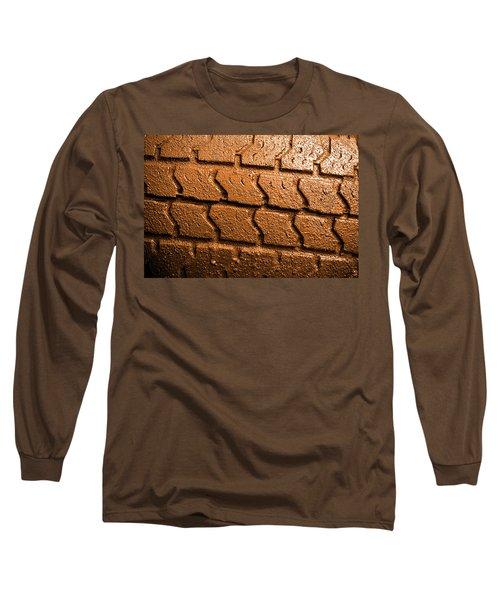 Muddy Tire Long Sleeve T-Shirt