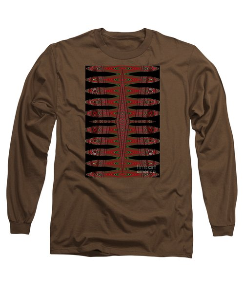 Multi Design Two Long Sleeve T-Shirt