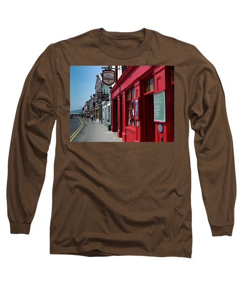 Murphys Bed And Breakfast Dingle Ireland Long Sleeve T-Shirt