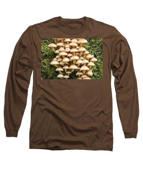 Mushroom Condo Long Sleeve T-Shirt