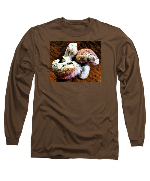 Mushroom Love Long Sleeve T-Shirt