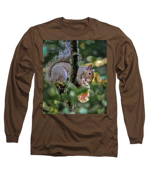 Mushroom Treat Long Sleeve T-Shirt