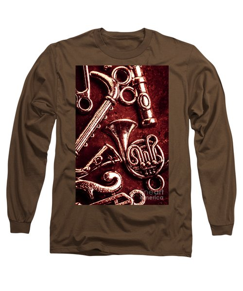 Music From The Red Room Long Sleeve T-Shirt