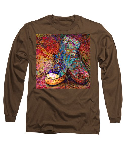 My Cool Sneakers Long Sleeve T-Shirt