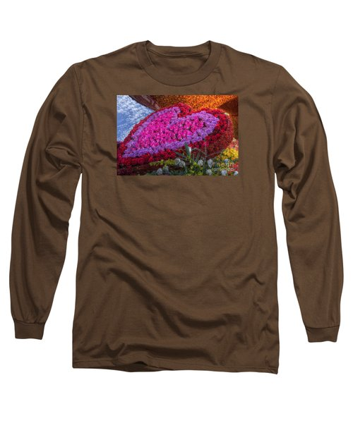 My Heart Of Roses Long Sleeve T-Shirt