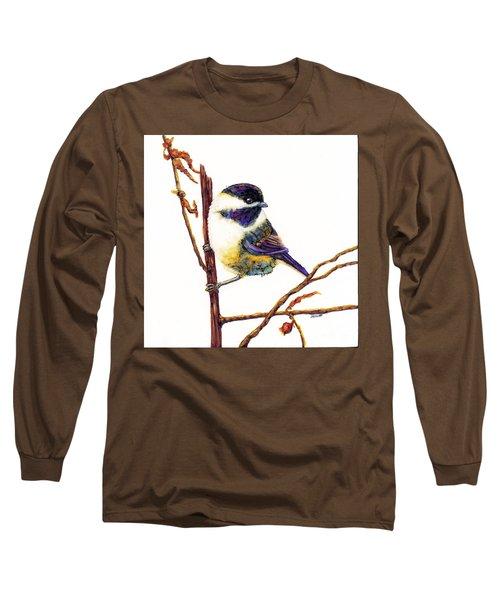 My Little Chickadee Long Sleeve T-Shirt