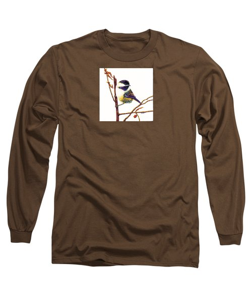 My Little Chickadee Long Sleeve T-Shirt
