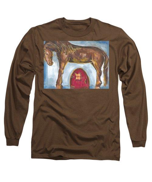 My Mane House Long Sleeve T-Shirt