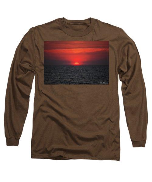 Myrtle Beach Sunrise 1 Long Sleeve T-Shirt