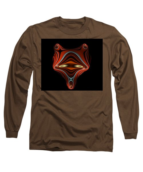 Mysterious Creature Long Sleeve T-Shirt