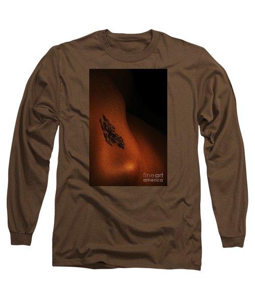 Mystery Awaits Long Sleeve T-Shirt