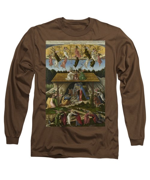 Mystic Nativity -- Long Sleeve T-Shirt