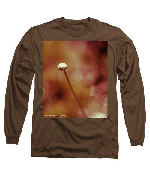 Naked Dandelion Long Sleeve T-Shirt