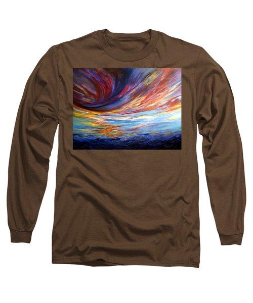 Natchez Sky Long Sleeve T-Shirt