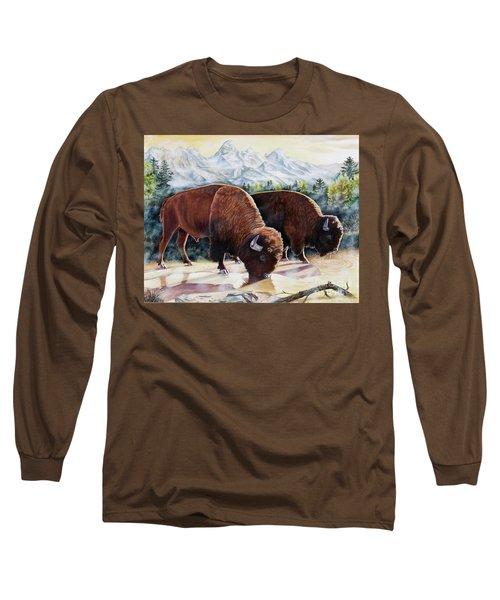 Native Nobility Long Sleeve T-Shirt