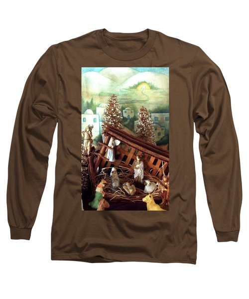 Nativity Of Our Lord Long Sleeve T-Shirt