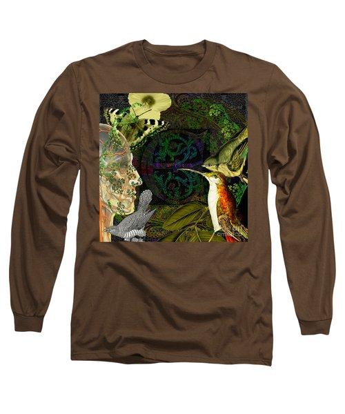 Natural Man Long Sleeve T-Shirt by Joseph Mosley