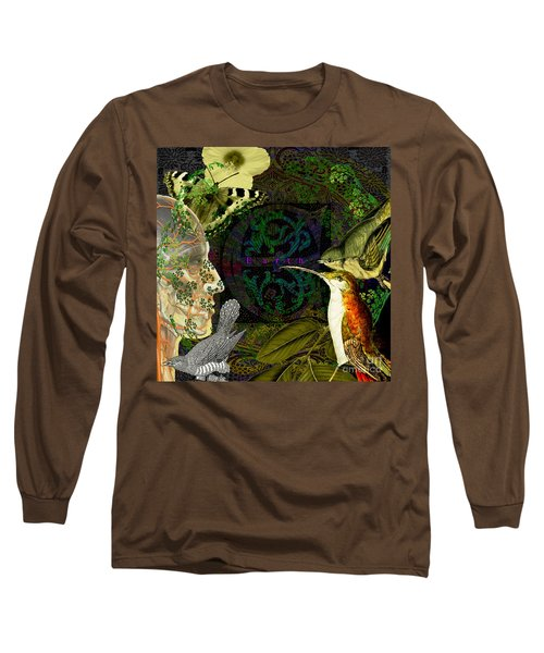 Natural Man Long Sleeve T-Shirt